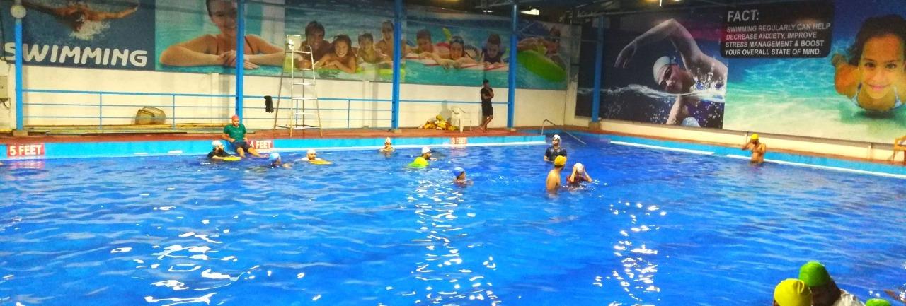 Seasons Indoor Swim