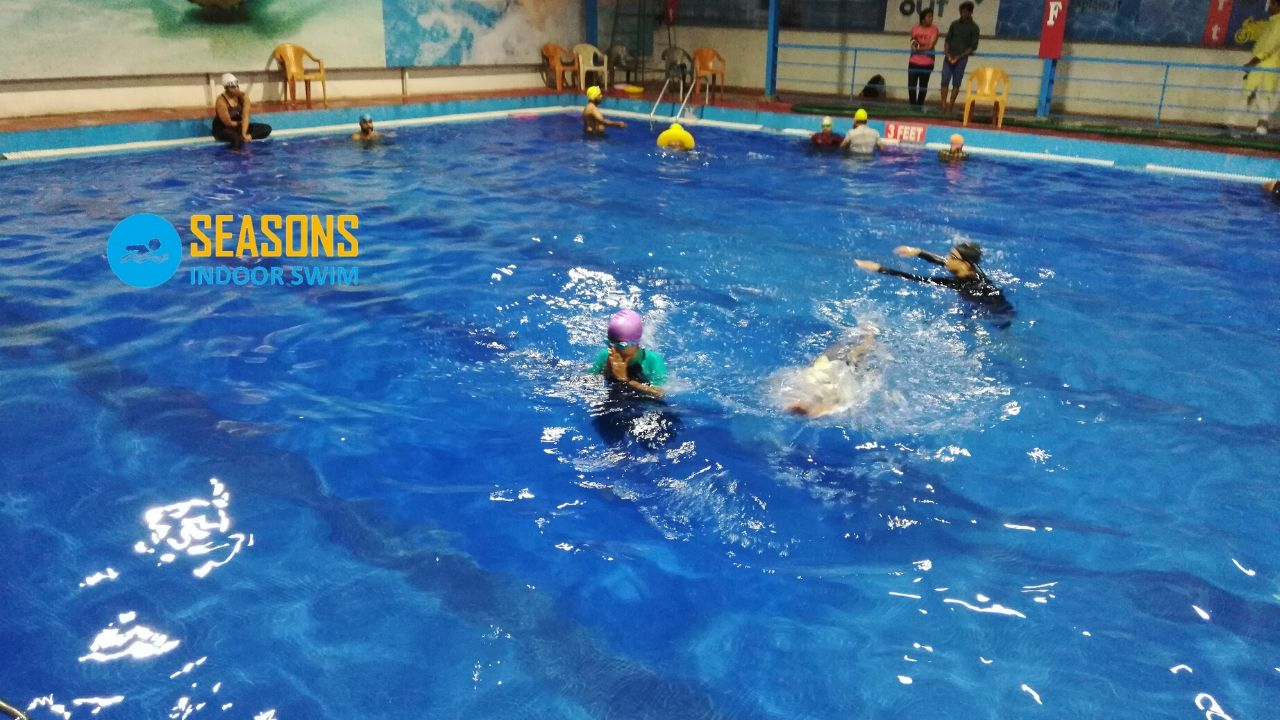 Seasons Indoor Swimming Pool in Kondapur