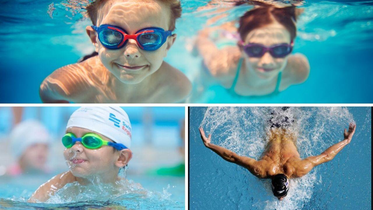 Health benefits of swimming