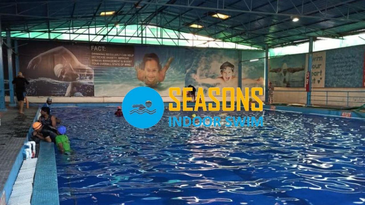 Indoor Swimming Pool at Kondapur