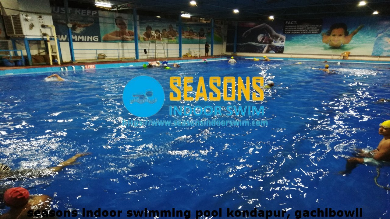 Seasons indoor swimming pool in Nanakaramguda
