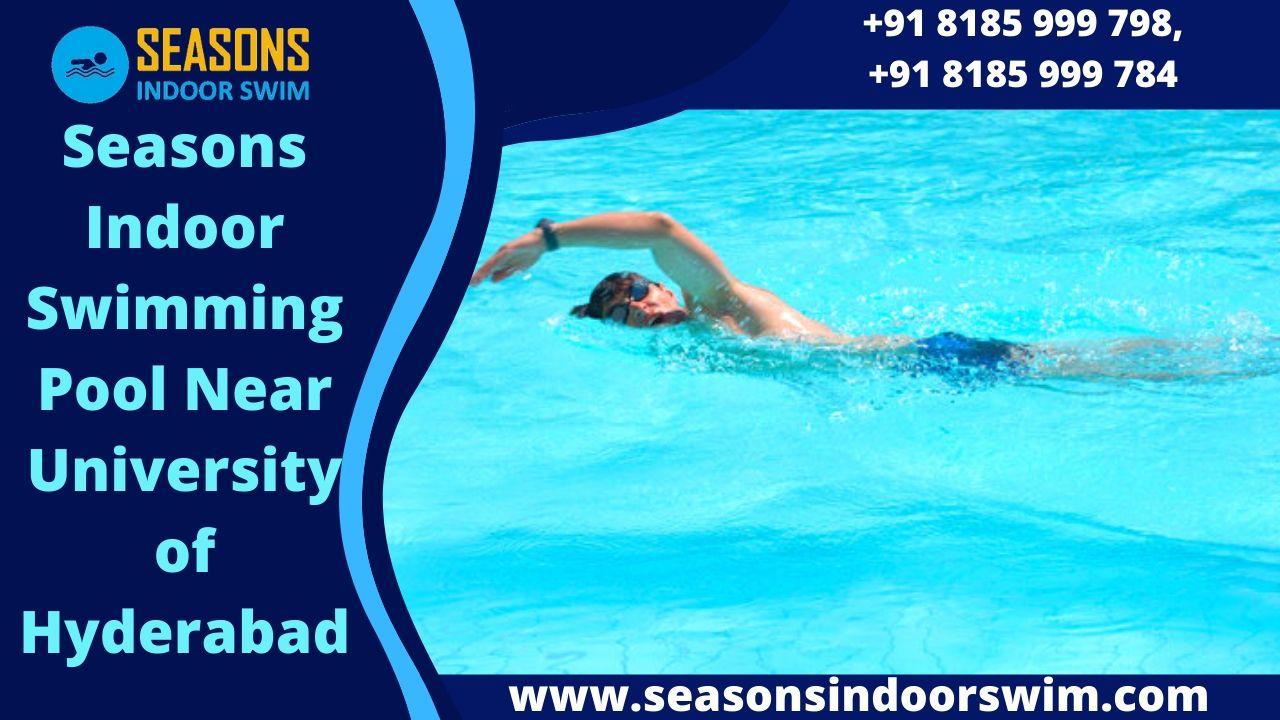 Seasons Indoor Swimming Pool Near University Of Hyderabad