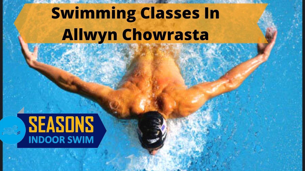 Swimming Classes in Allwyn Chowrasta