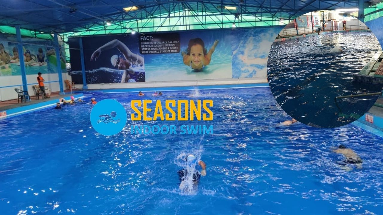 swimming pool coaching classes in gachibowli
