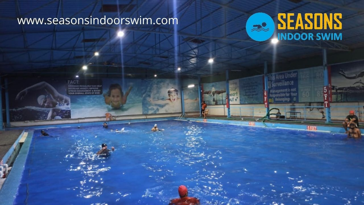 swimming pool kondapur gachibowli