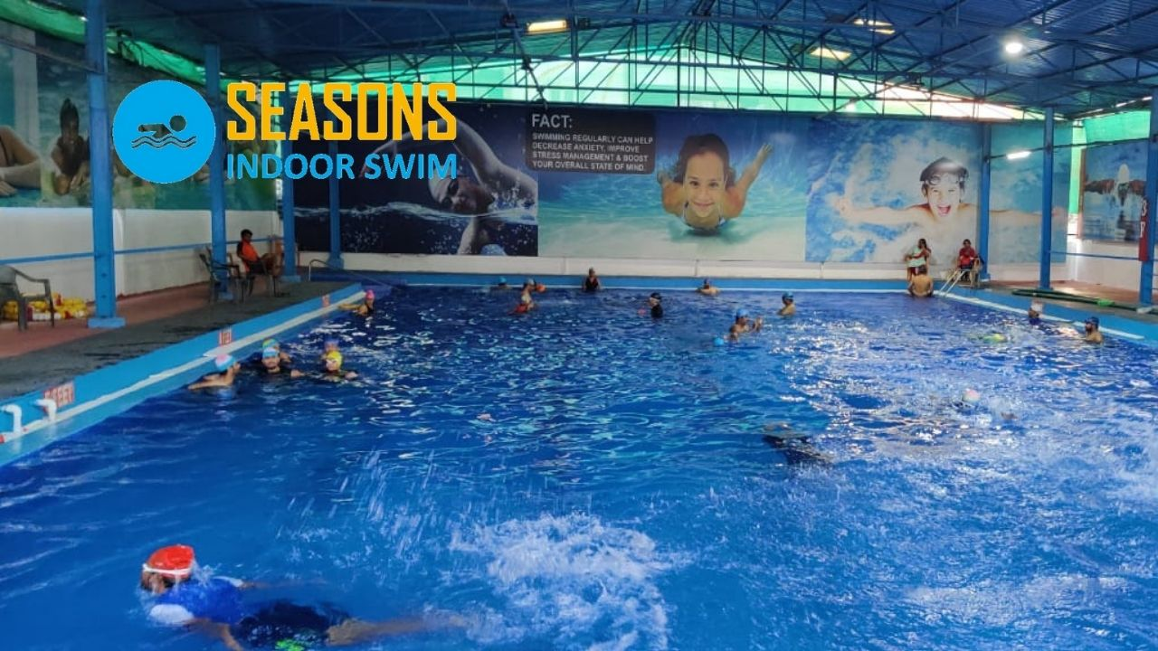 swimming pool near by located in madhapur