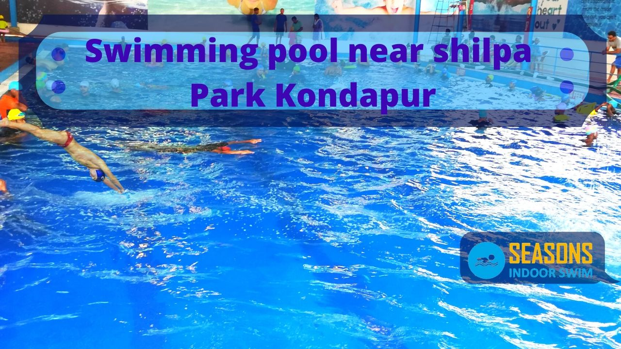 Swimming pool near Shilpa Park Kondapur