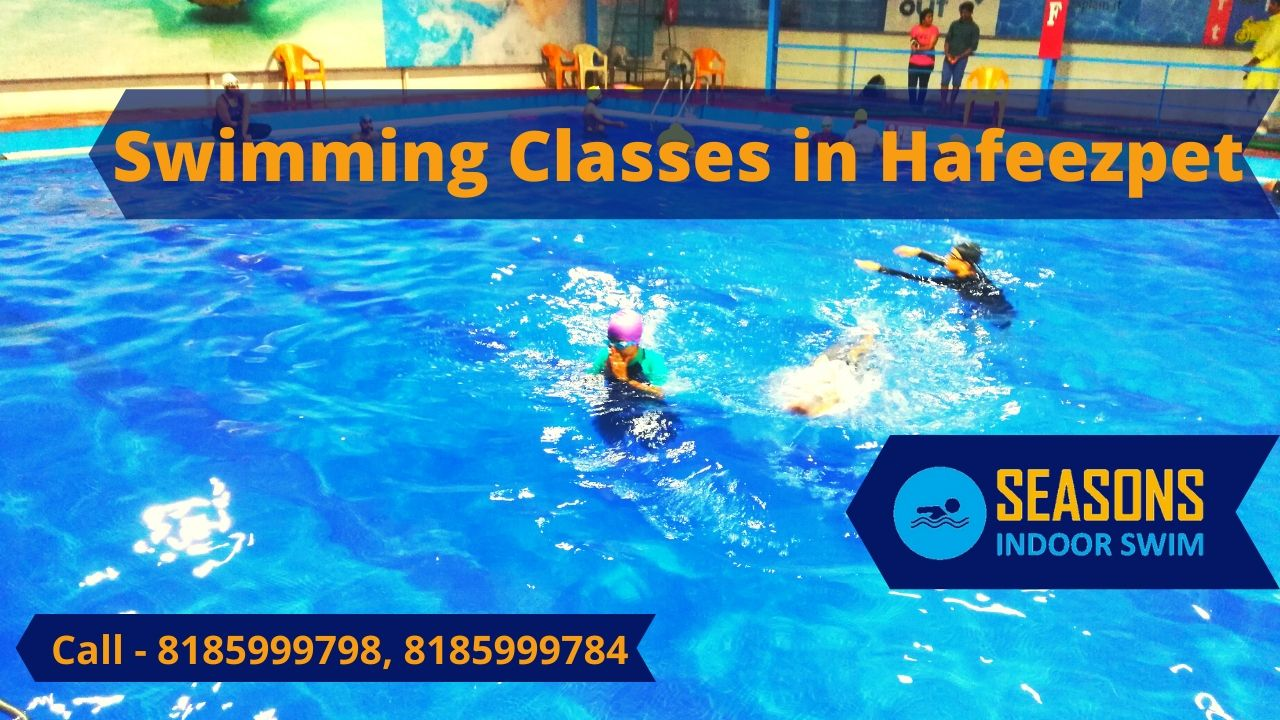 Swimming Classes in Hafeezpet