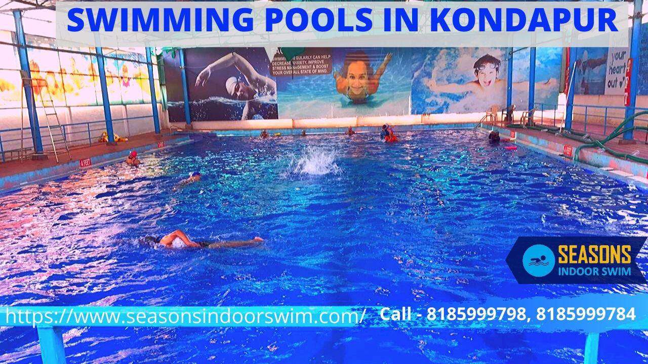 Swimming Pool in Kondapur